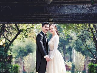 La boda de Zyanya y Hun