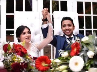 La boda de Ana Karen y Mauricio