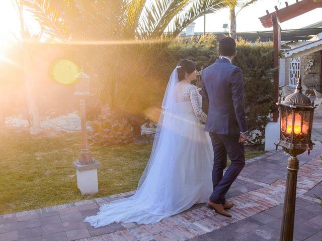 La boda de Mauricio y Ana Karen en Pachuca, Hidalgo 15