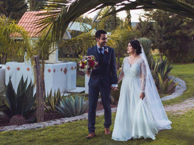 La boda de Mauricio y Ana Karen en Pachuca, Hidalgo 16