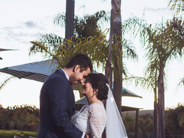 La boda de Mauricio y Ana Karen en Pachuca, Hidalgo 17