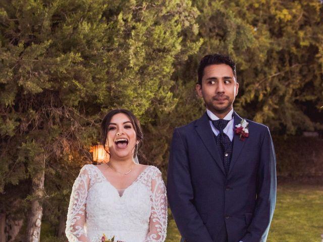 La boda de Mauricio y Ana Karen en Pachuca, Hidalgo 20