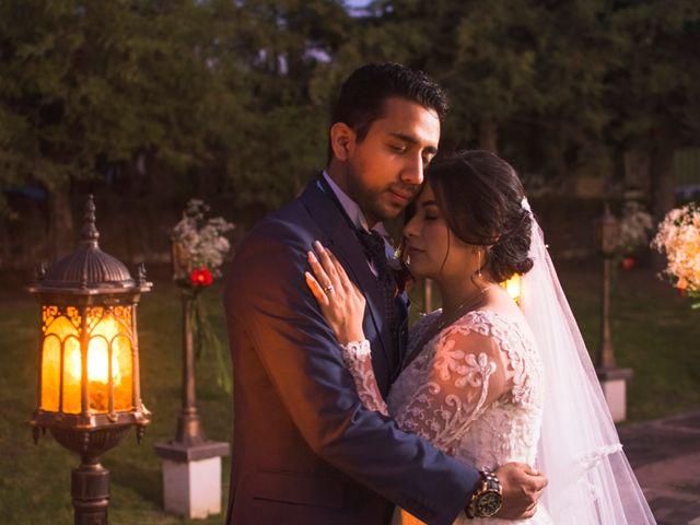 La boda de Mauricio y Ana Karen en Pachuca, Hidalgo 21