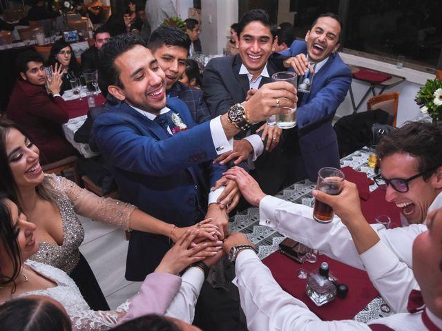 La boda de Mauricio y Ana Karen en Pachuca, Hidalgo 23