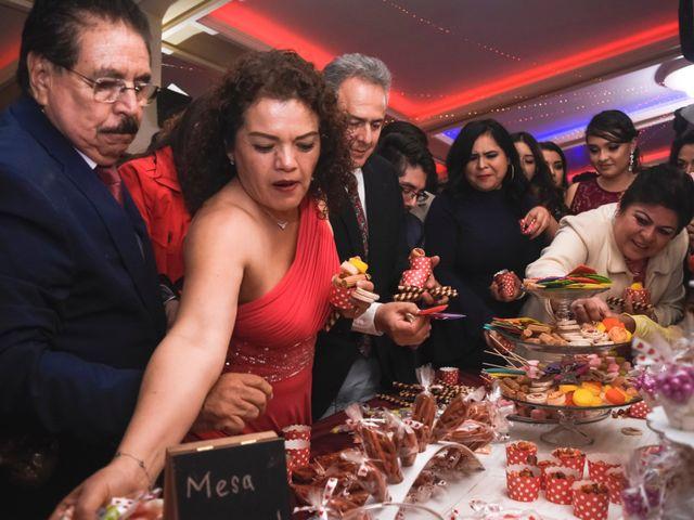 La boda de Mauricio y Ana Karen en Pachuca, Hidalgo 24