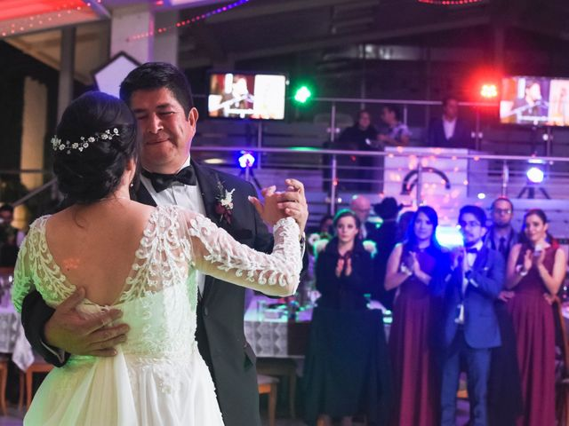 La boda de Mauricio y Ana Karen en Pachuca, Hidalgo 25
