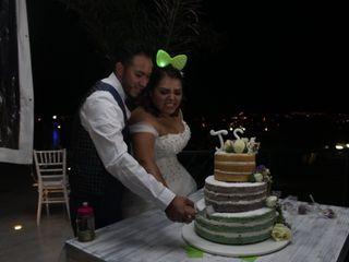 La boda de Jael y Samuel