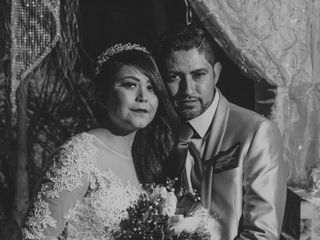La boda de Gaby y Carlos