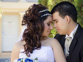 La boda de Rosalba y Ángel