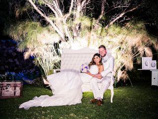 La boda de Monica y Kal