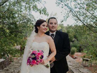La boda de Katia y Oliver