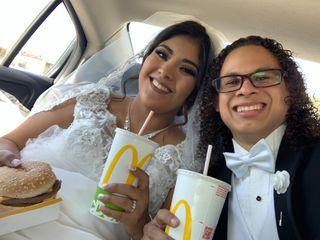 La boda de Verónica  y Gabriel  1