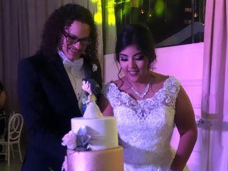 La boda de Verónica  y Gabriel  3