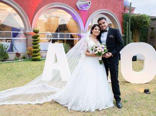 La boda de Alejandro  y Olivia