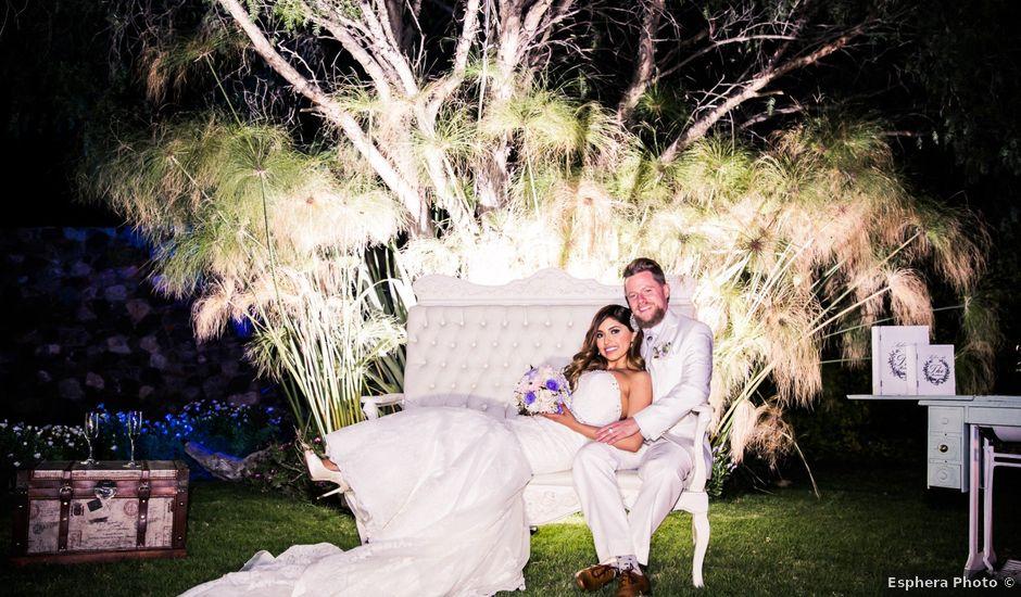La boda de Kal y Monica en Tula de Allende, Hidalgo