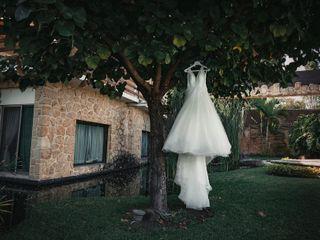 La boda de Pam y Luis 1