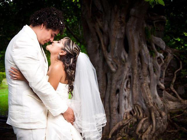 La boda de Anette y Carlos