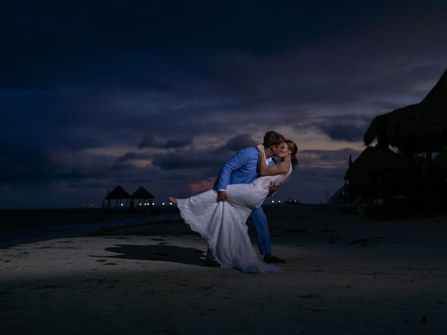 La boda de Sterling y Blake