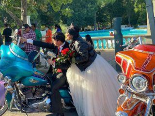 La boda de Adriana  y Ángel Ernesto