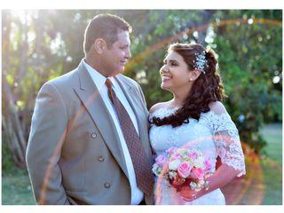 La boda de Maria y Jorge