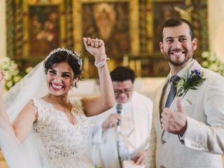 La boda de Eva Marina y José María