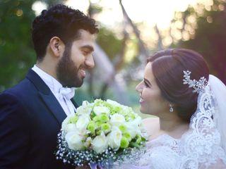 La boda de Victoria y Eduardo