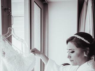 La boda de Gradiz y Erick 1