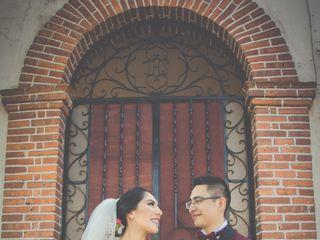La boda de Ingrid y Román 1