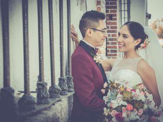 La boda de Ingrid y Román 2
