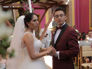 La boda de Ingrid y Román