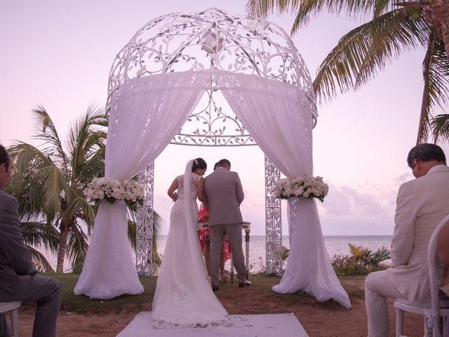 La boda de Arturo y Gaby en Cancún, Quintana Roo 1