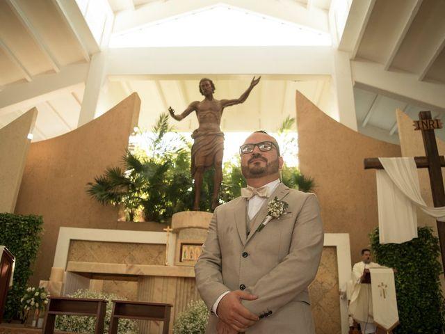 La boda de Arturo y Gaby en Cancún, Quintana Roo 3