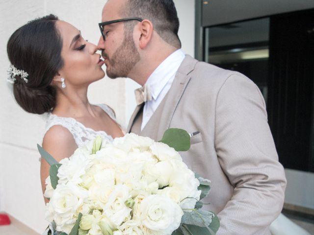 La boda de Arturo y Gaby en Cancún, Quintana Roo 5