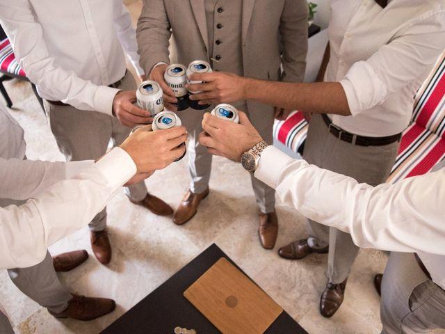 La boda de Arturo y Gaby en Cancún, Quintana Roo 15