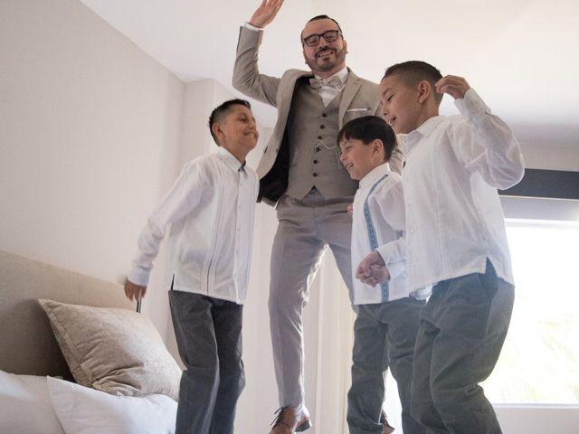 La boda de Arturo y Gaby en Cancún, Quintana Roo 16