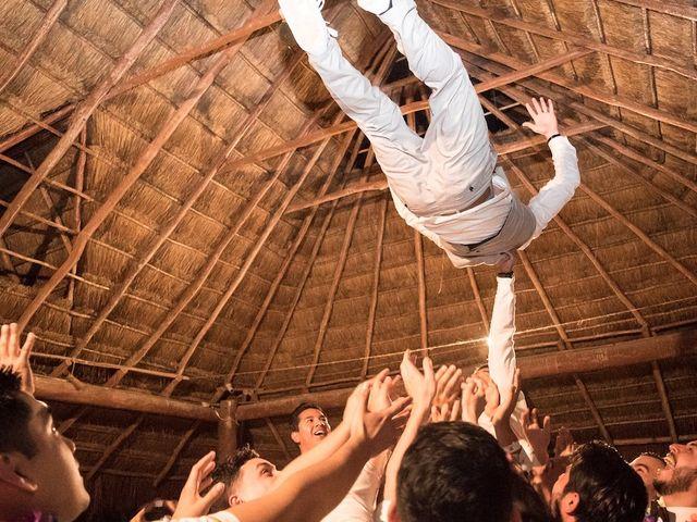 La boda de Arturo y Gaby en Cancún, Quintana Roo 20