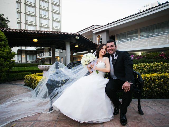La boda de Virginia y Jorge
