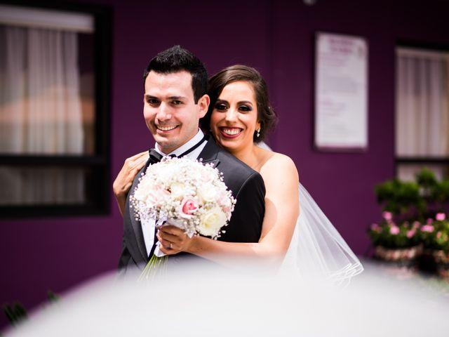 La boda de Alejandra y Diego