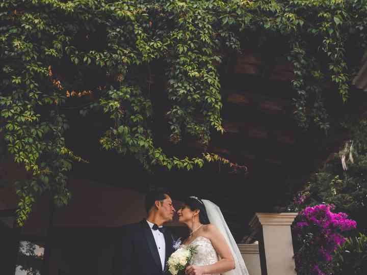 La boda de Nini y David