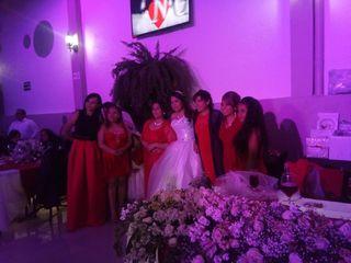 La boda de José Ricardo y Erika  2
