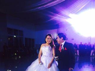 La boda de José Ricardo y Erika  3