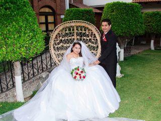 La boda de José Ricardo y Erika