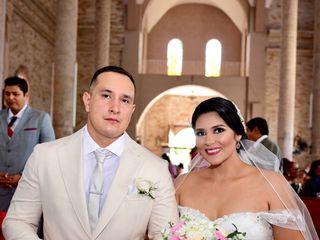 La boda de Viry y Carlos
