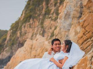 La boda de Carolina  y Luis  2
