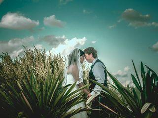 La boda de Angélica y Scott