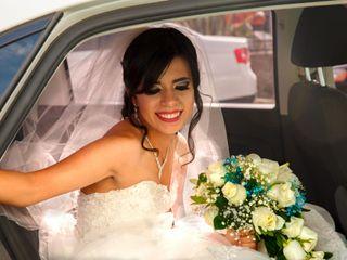 La boda de Jazmín y Alejandro 1
