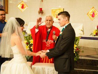 La boda de Jazmín y Alejandro 2