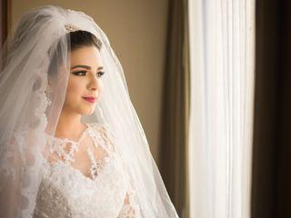 La boda de Nora  y Alexis  1