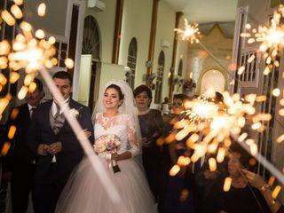 La boda de Nora  y Alexis  3