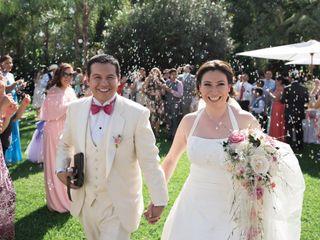 La boda de Mitzy y Pedro
